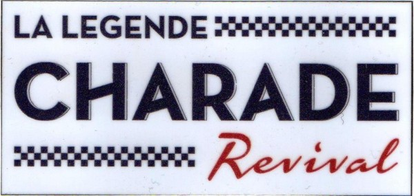 LOGO CHARADE REVIVAL