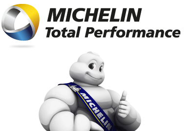 MICHELIN TOTAL PERFORMANCE Logo