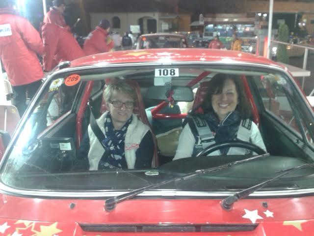 Rallye feminin