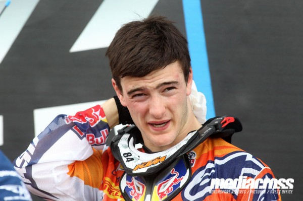 MOTOCROSS 2014-JEFFREY-HERLINGS sera à VALENCE