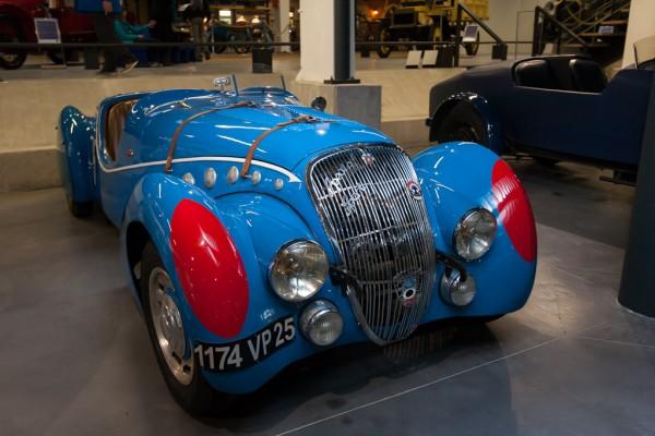 PEUGEOT 302 LE MANS 1937