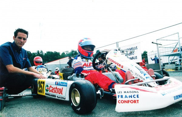 PANCIATICI-Championat-dEurope-Junior-avec-mon-mecano-Arnaud-Kozlinski-en-2002-futur-Ch-du-monde-en-2009