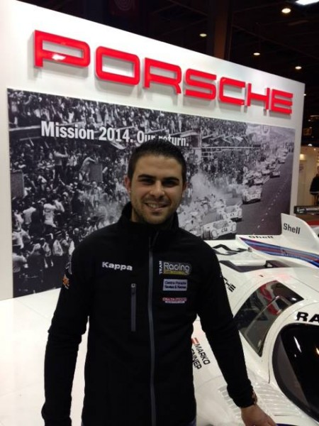 PORSCHE-CARRERA-CUP-2014-Le-TEAM-RACING-TECHNOLOGY-Lonny-MARTINS