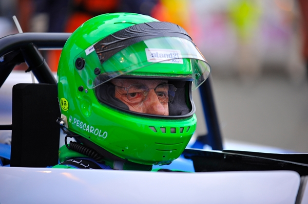 Henri Pescarolo  - Photo Claude Molinier pour autonewsinfo