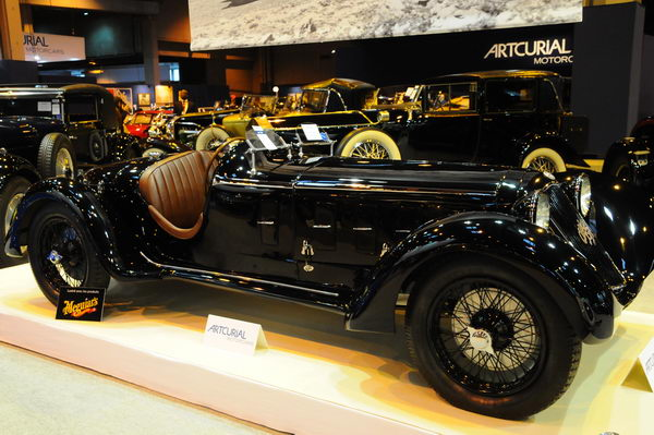 Rétromobile-2014-Artcurial-Alfa-Romeo-6C-1750-SS-1936