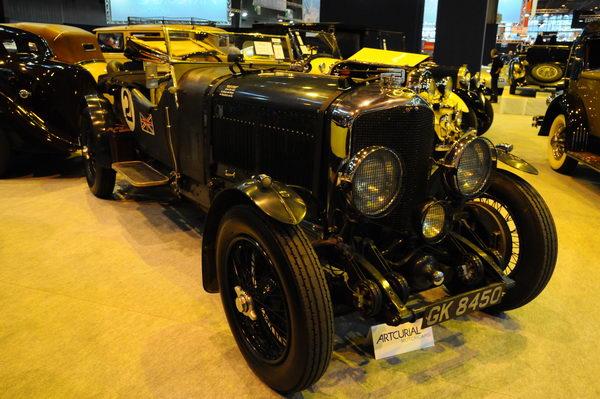 Rétromobile-2014-Artcurial-Bentley-Speed-Six-1931