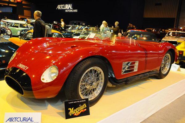 Rétromobile-2014-Artcurial-Maserati-150-S-ex-Le-Mans-et-1000-miglia-1956