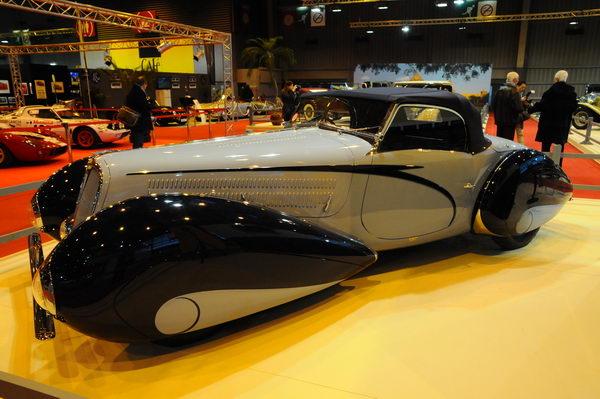 Rétromobile-2014-Delahaye-135-de-1937-carrossée-par-Figoni-et-Falaschi