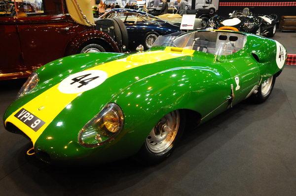 Rétromobile-2014-Lister-Jaguar