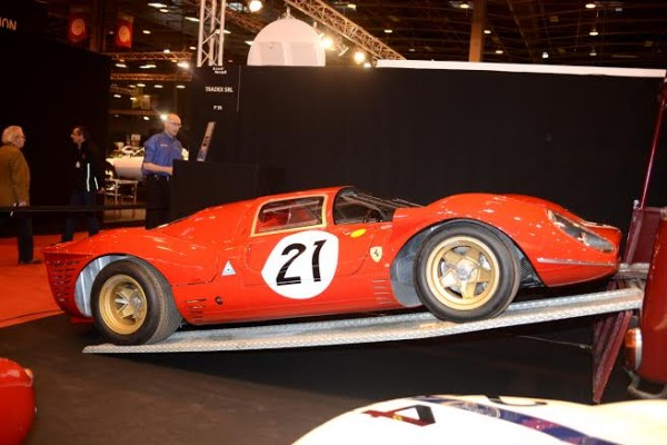 RETROMOBILE-2014-FERRARI-P4-Photo-Claude-MOLINIER
