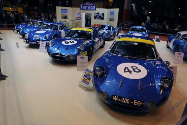 RETROMOBILE-2014-La-Collection-REDELE-ALPINE-photo-Maurice-CAMUS