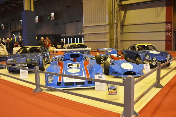 RETROMOBILE-2014-les-ALPINE