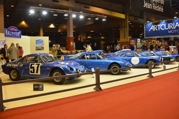 RETROMOBILE-2014-quelques-ALPINE-de-la-Collection-REDELE-photo-Max-MALKA