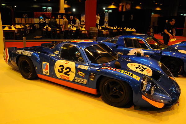 Retromobile-2014-Alpine-A-220-V8-3L-Gordini-Collection-Rédélé