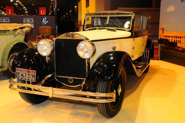 Retromobile-2014-Isotta-Fraschini-d-un-Maharaja