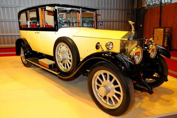 Retromobile-2014-Une-Rolls-Roys-de-Maharadja