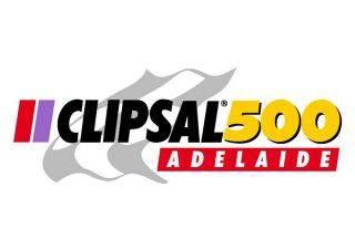 V8 CRIPSAL 500 LOGO