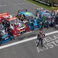 V8 SUPERCAR 2014  - les Marques en lice cette saison