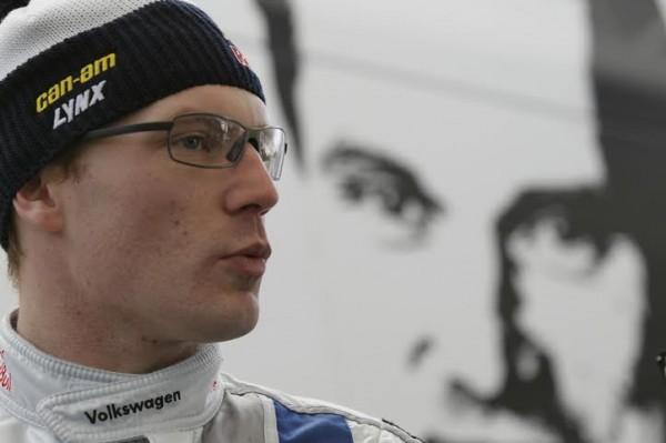 WRC 2014 SUEDE -LATVALA portrait