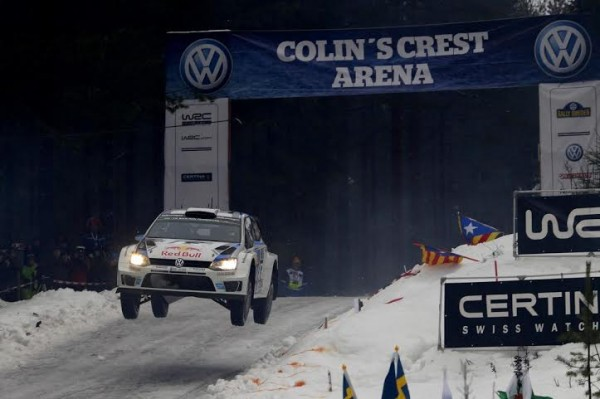 WRC-2014-SUEDE-La-VW-POLO-WRC-de-Jari-Matti-LATVALA-en-route-vers-la-victoire-le-8-fevrier