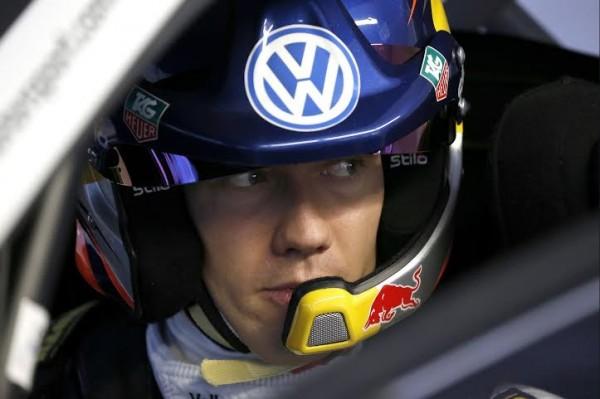 WRC-2014-SUEDE-ogier-COCKPIT-VW-POLO