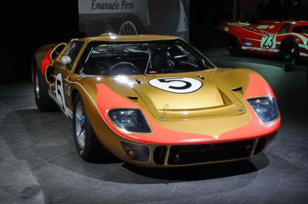 GENEVE 2014- FORD MKII 1966