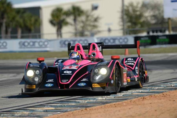 12 HEURES DE SEBRING 2014 MORGAN OAK RACING