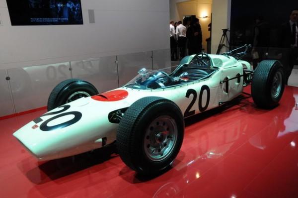 GENEVE 2014- HONFA F1 DE 1964