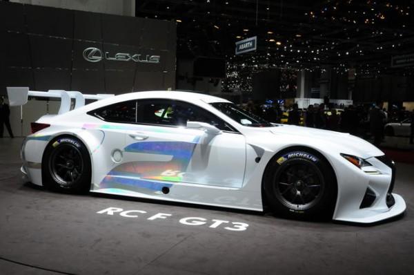 GENEVE 2014- LEXUS GT3
