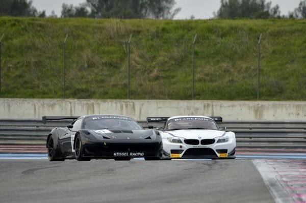 BLANCPAIN-2014-Ferrari-Team-Kessel-et-BMW-Roal-de-Zanardi.