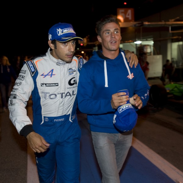 Pierre RAGUES et Nelson PANCIATICI les champions ELMS 2013