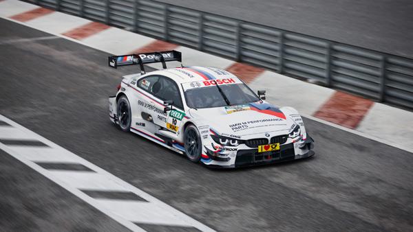 DTM 2014   La BMW  M4