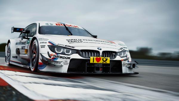 DTM   BMW  M4  2014