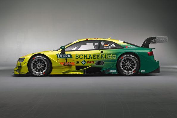 DTM-Saison-2014-Audi-Mike-ROCKENFELLER-vue-de-profil