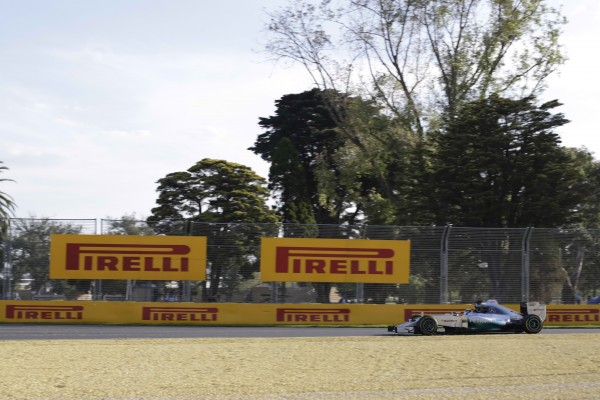 F1 2014 AUSTRALIE MERCEDES LEWIS HAMILTON