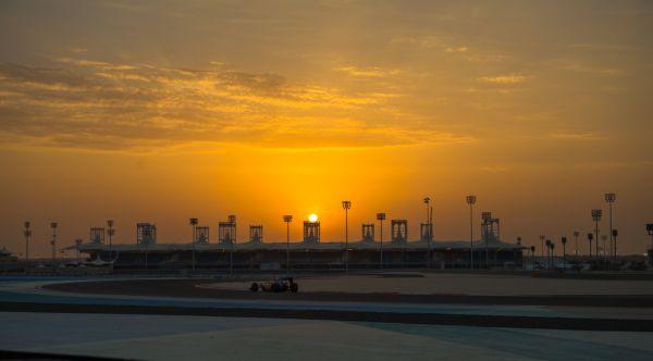 F1 2014  BAHREIN - Sergio Perez