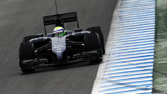F1-2014-JEREZ-FELIPE-MASSA-WILLIAMS-MERCEDES.