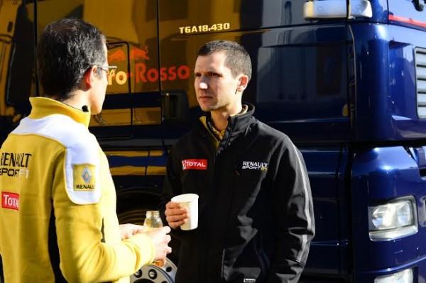 F1 2014 JEREZ Test 28 fevrier REMI TAFFIN - Photo MAX MALKA