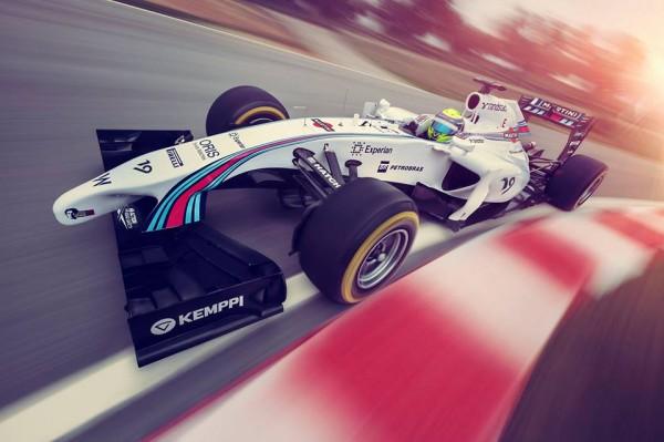 F1-2014-La-monoplacez-F1-WILLIAMS-MERCEDES-aux-couleurs-MARTINI