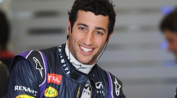 F1 2014 MELBOURNE Daniel RICCIARDO portrait.