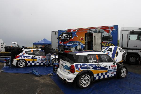 Rallye du TOUQUET - Le Team FJ