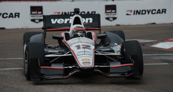 INDYCAR-2014-ST-PETERSBURG-1er-Will-Power-du-Team-de-Roger-PENSKE