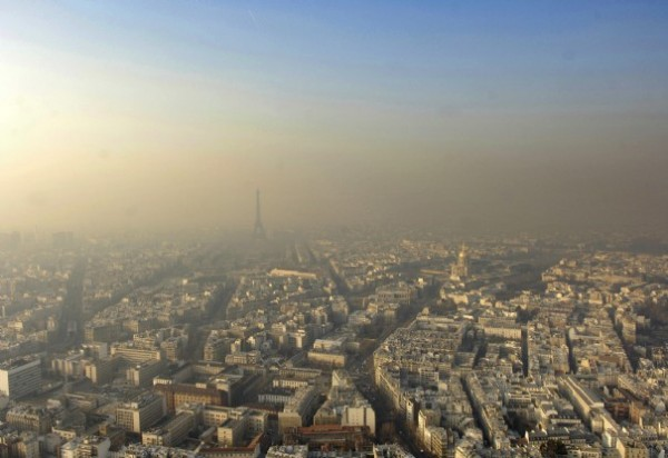 La-pollution-a-Paris