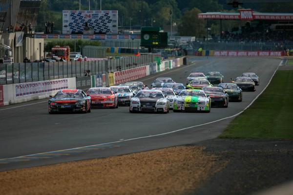 NASCAR WHELEN 2013  Un depart