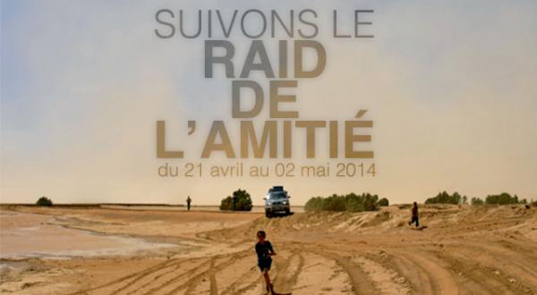 RAID AMITIE 2014 logo