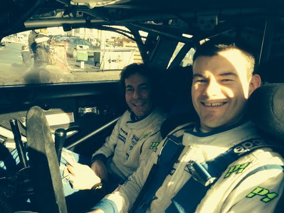 RALLYE-COTE-FLEURIE-2014-ERIC-BRUNSON-1er-avec-la-FORD-Fiesta-WRC-photo-auronewsinfo