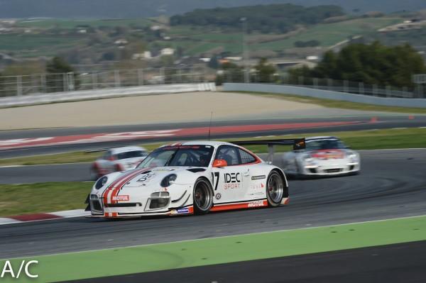 V-de-V-2014-BARCELONE-PORSCHE-911-GT3-R-du-Team-RUFFIER-Racing-de-Patrice-LAFARGUE-Paul-LAFFARGUE-PHOTO-Antoine-CAMBLOR