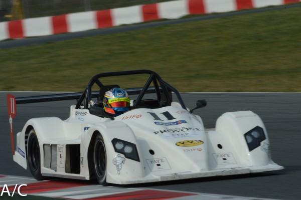 VdeV 2014 BARCELONE Formule RENAULT - JEAN QUELET - Photo ANTOINE CAMBLOR