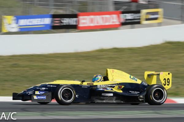 VdeV 2014 BARCELONE Formule RENAULT -Sylvain MILSESI - Photo ANTOINE CAMBLOR.j