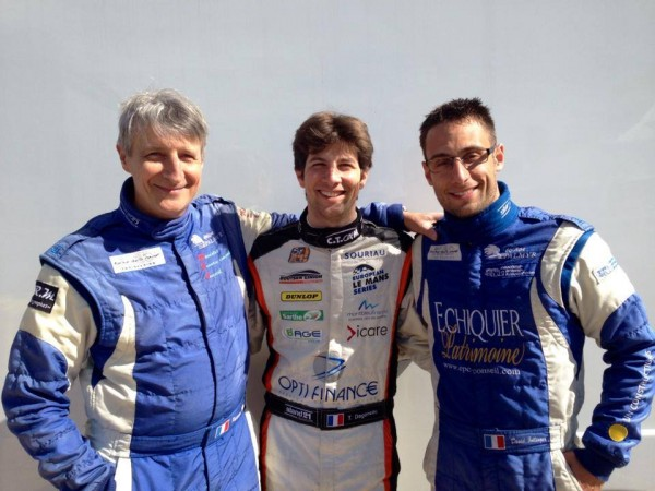 VdeV-2014-Barcelone-les-3-pilotes-du-Team-PALMYR-Zollinger-Mondolot-Dagoneau